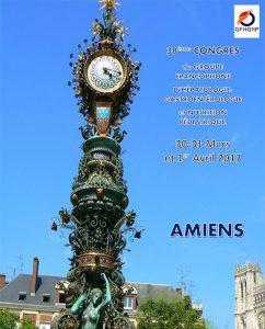 Congrès GFHGNP - Amiens 2016