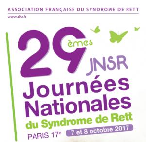 29èmes Journées Nationales du Syndrome de Rett (JNSR)