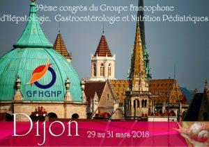 Congrès Dijon 2018 - GFHGNP