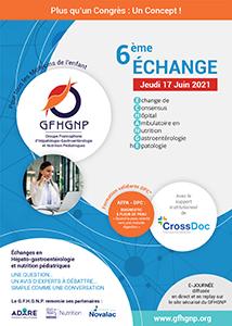 6ème ÉCHANGE - GFHGNP 2021